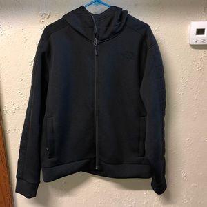 North Face Zip Up Hoodie Jacket